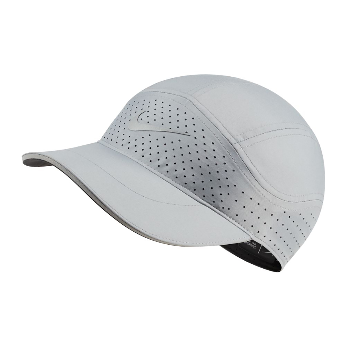 Women's Nike Aerobill Tailwind Elite Cap - Color: Grey, Grey, large, image 1
