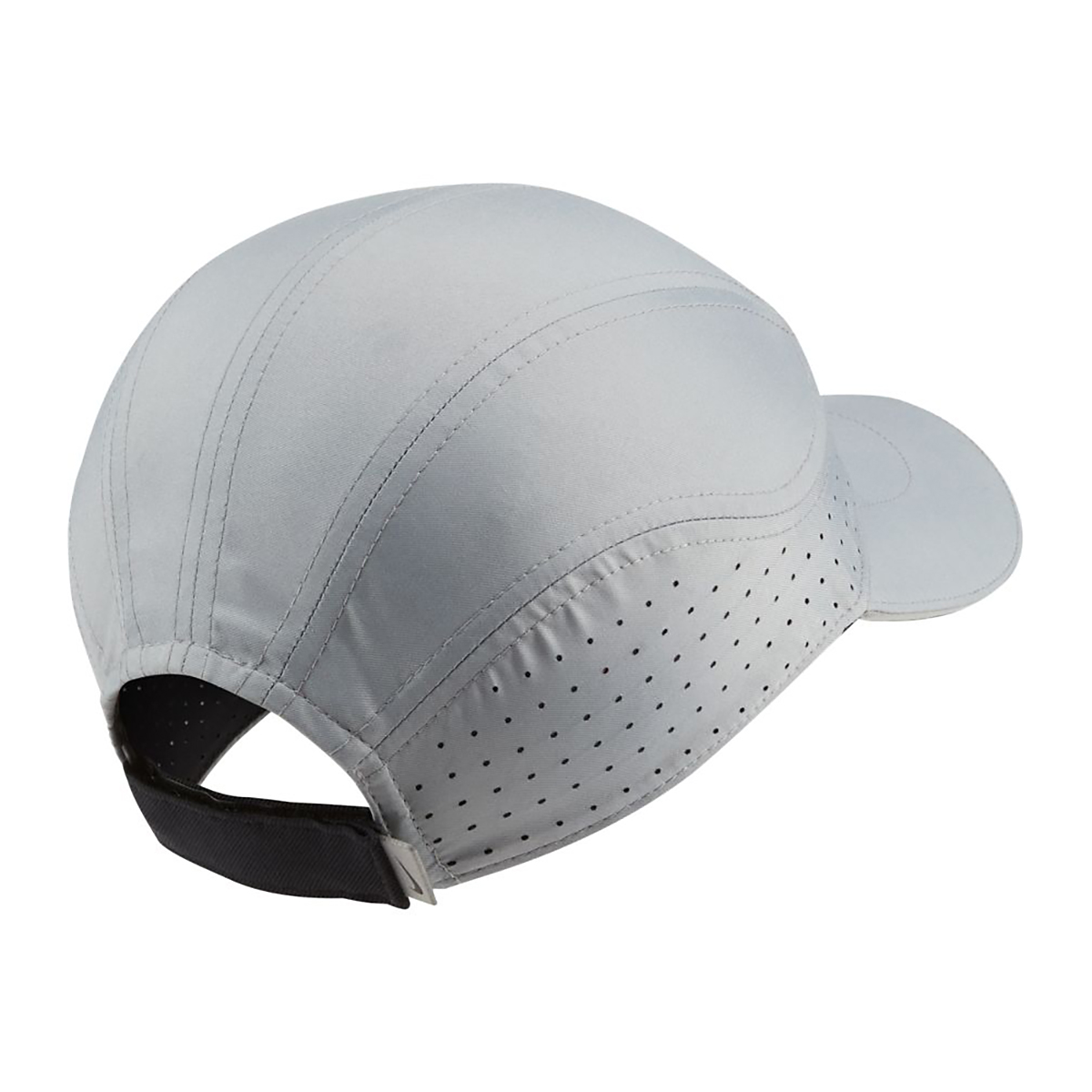 Women's Nike Aerobill Tailwind Elite Cap - Color: Grey, Grey, large, image 2