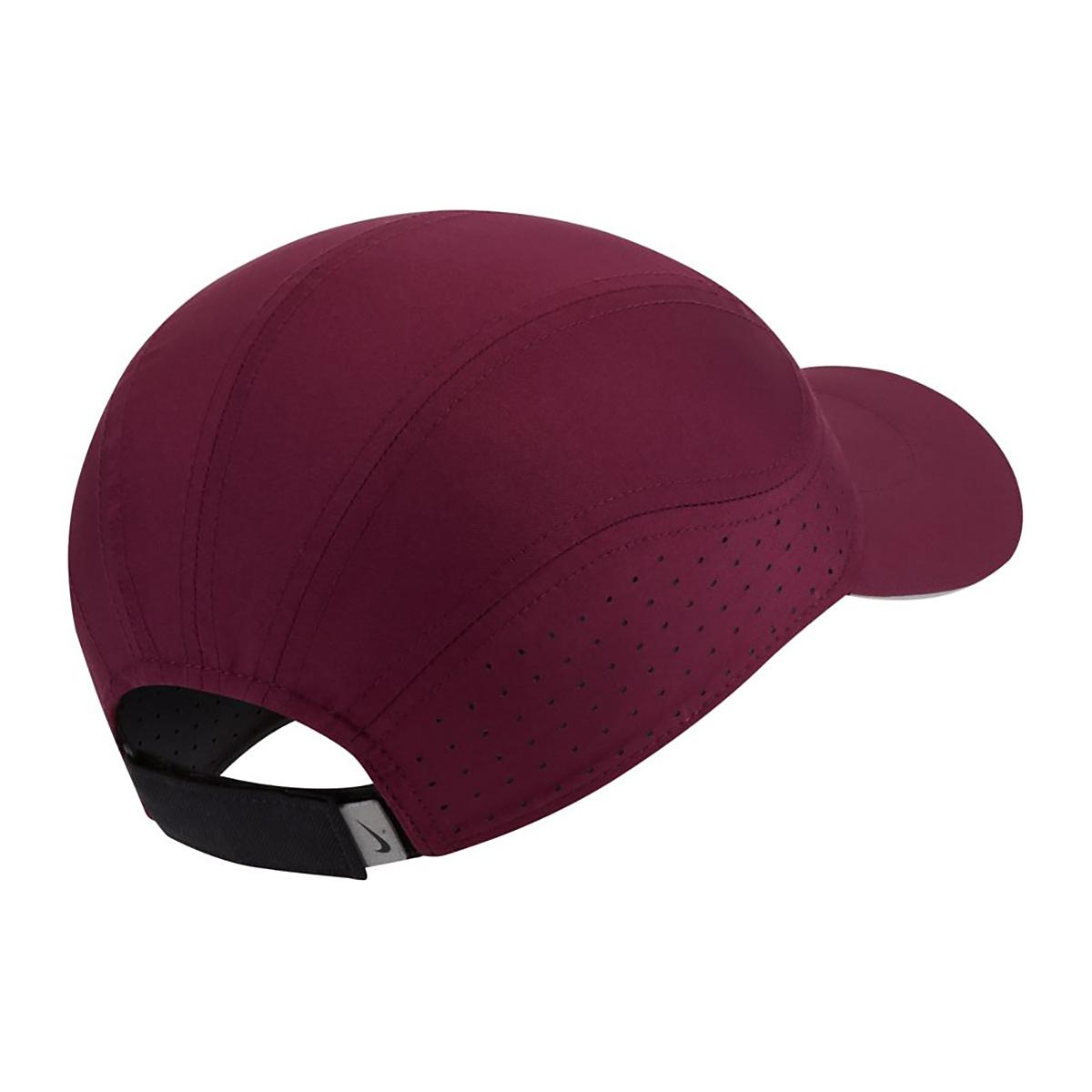 Women's Nike Aerobill Tailwind Elite Cap - Color: Maroon, Maroon, large, image 2