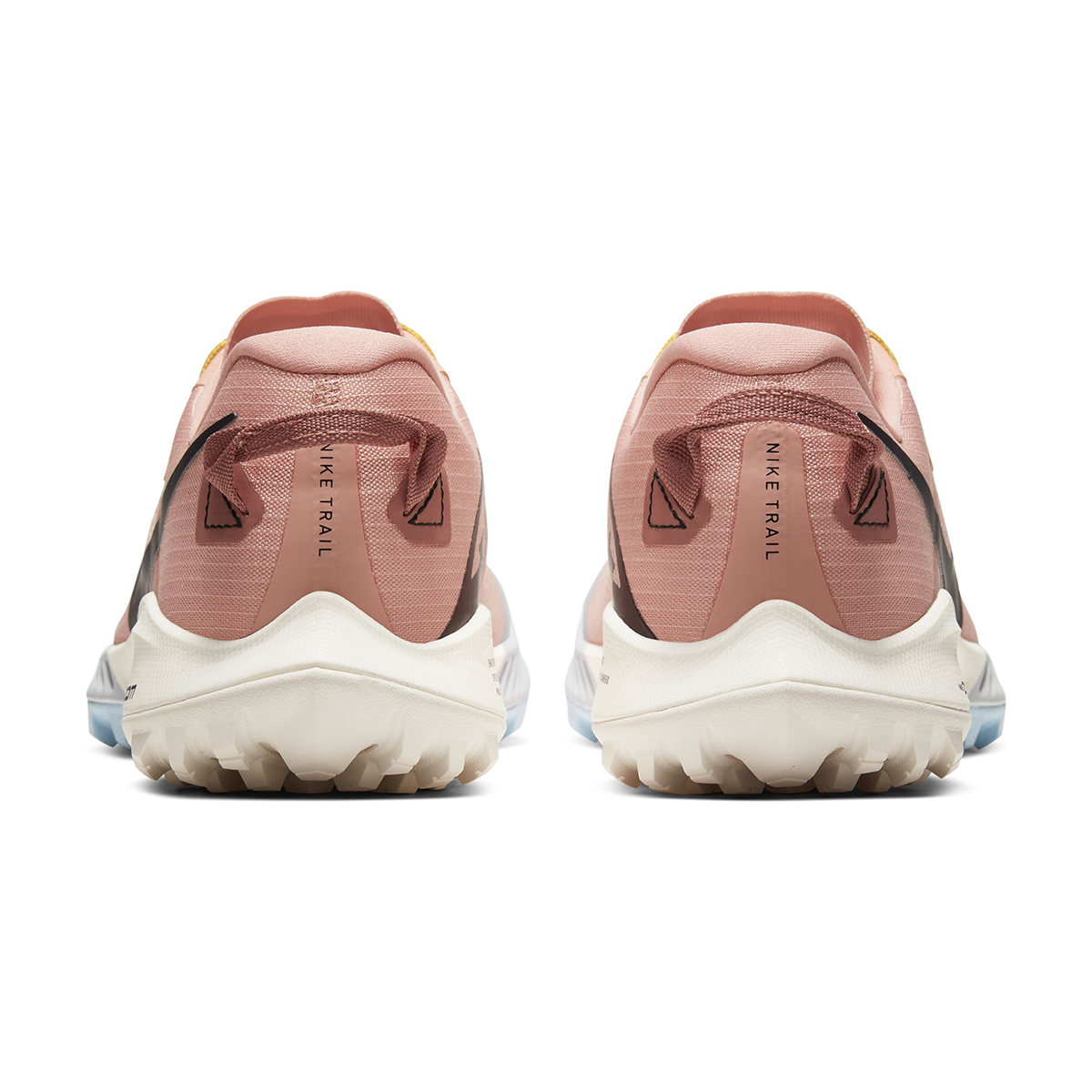 Women's Nike Air Zoom Terra Kiger 6 Trail Running Shoe - Color: Pink Quartz/Canyon Pink/Sky Grey/Burgundy Ash (Regular Width) - Size: 5, Pink Quartz/Canyon Pink/Sky Grey/Burgundy Ash, large, image 3