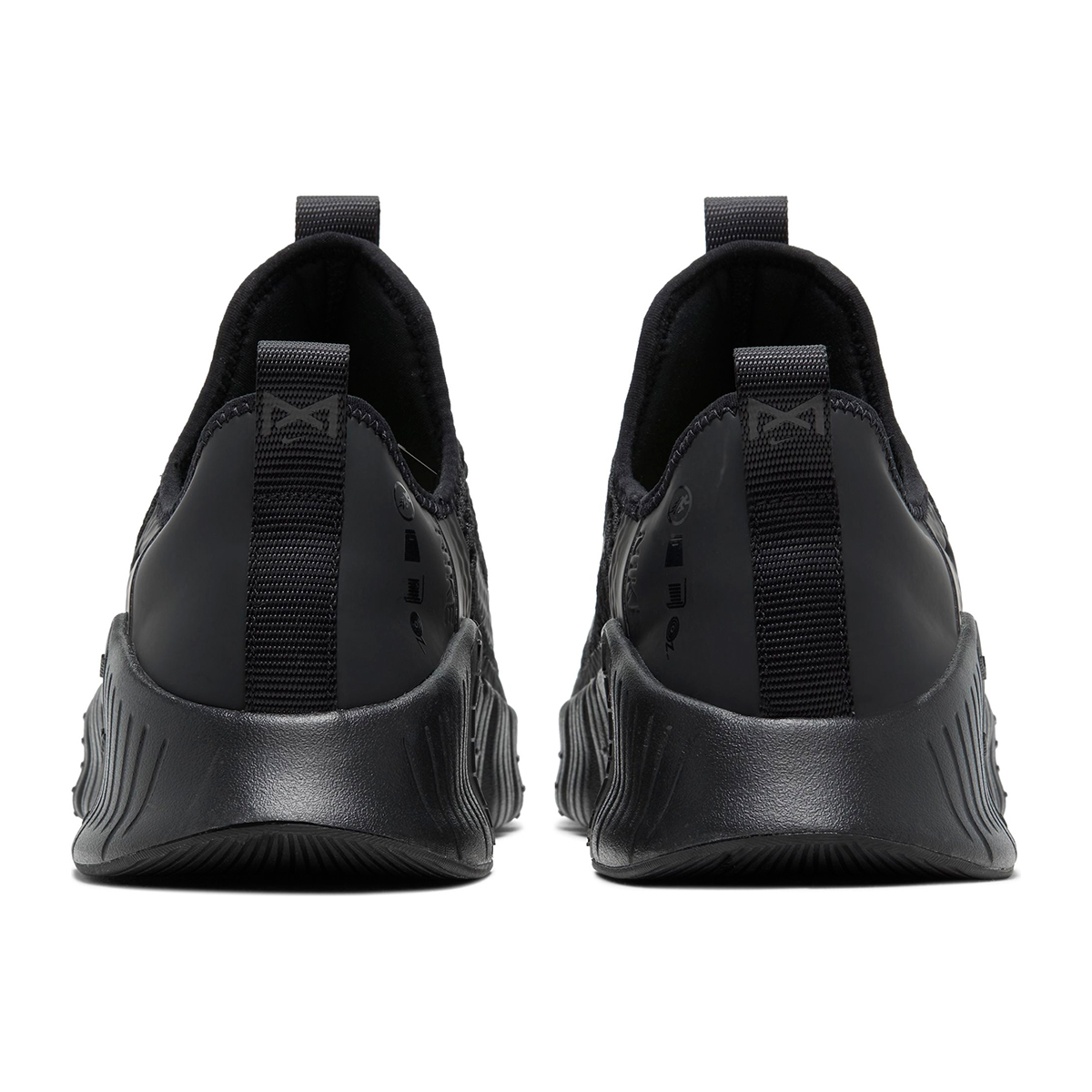 Nike Free Metcon 3 Training Shoes - Color: Black/Black/Volt/Anthracite - Size: 5 - Width: Regular, Black/Volt/Anthracite, large, image 5