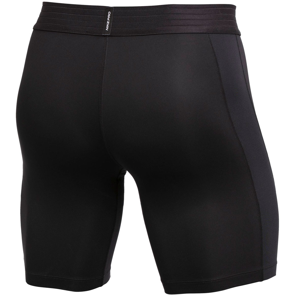 Men's Nike Pro Shorts - Color: Black/Cool Grey - Size: LT, Black/Cool Grey, large, image 2