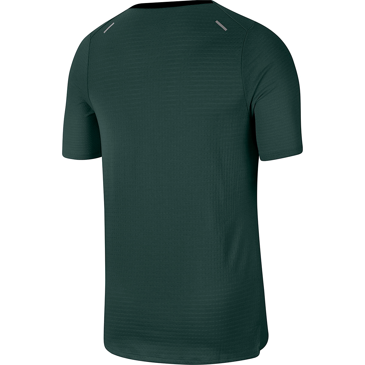 Men's Nike Rise 365 Running Top - Color: Pro Green - Size: S, Pro Green, large, image 2