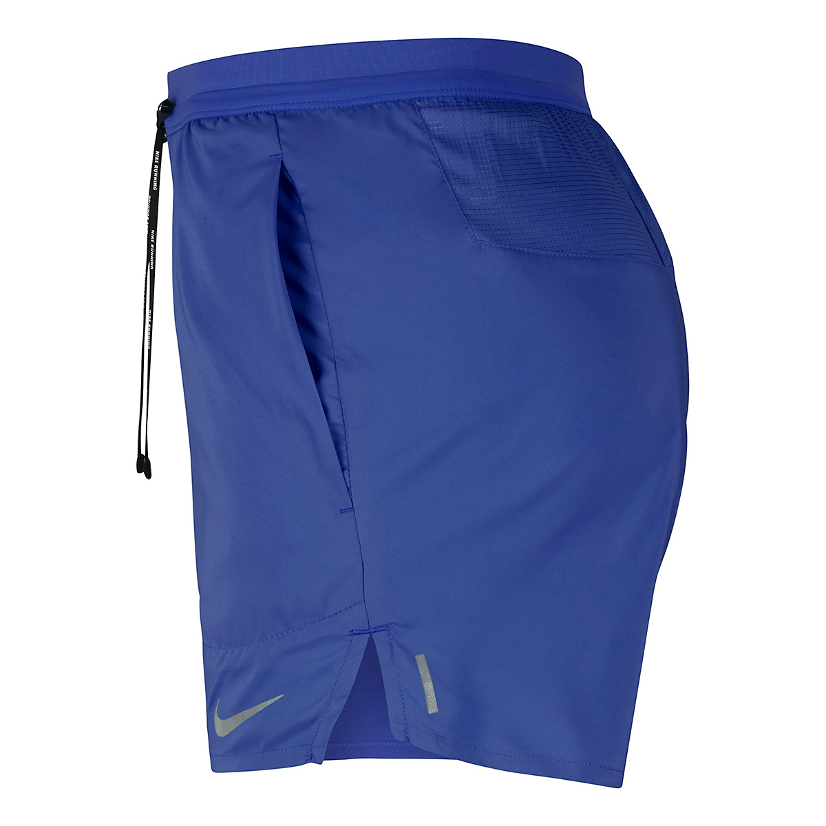 """Men's Nike Flex Stride 5"""" Brief Running Shorts - Color: Astronomy Blue - Size: S, Astronomy Blue, large, image 4"""