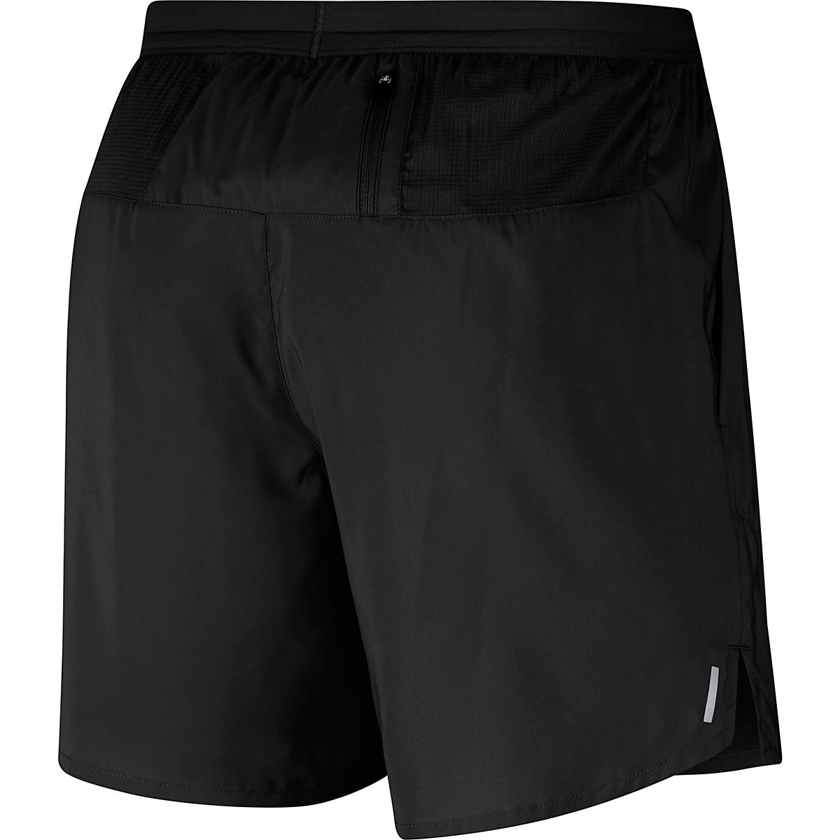 """Men's Nike Flex Stride 7"""" Brief Running Shorts - Color: Black - Size: S, Black, large, image 7"""