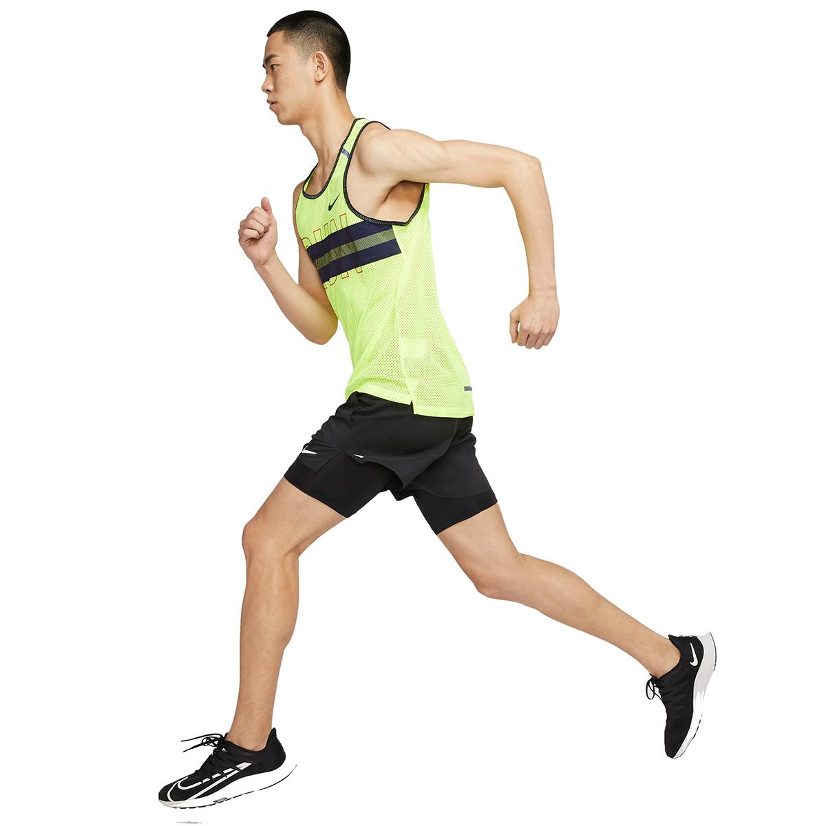 """Men's Nike Flex Stride 5"""" 2-in-1 Short, , large, image 4"""