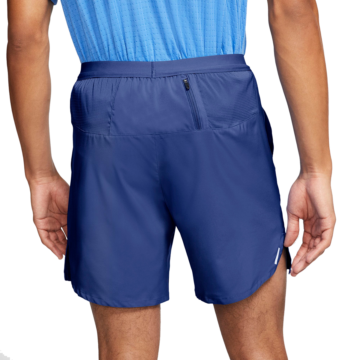 """Men's Nike Flex Stride 7"""" 2-In-1 Running Shorts - Color: Astronomy Blue/Royal Pulse - Size: M, Astronomy Blue/Royal Pulse, large, image 2"""