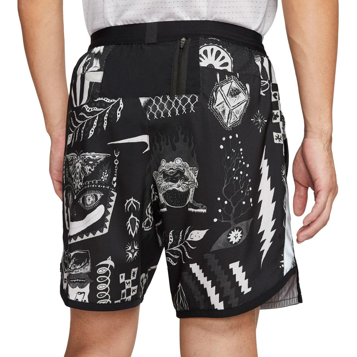 Men's Nike Running Wild Flex Shorts, , large, image 2