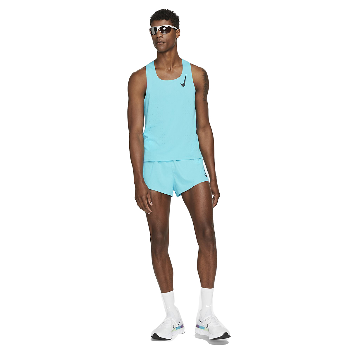 """Men's Nike AeroSwift 2"""" Running Shorts, , large, image 4"""