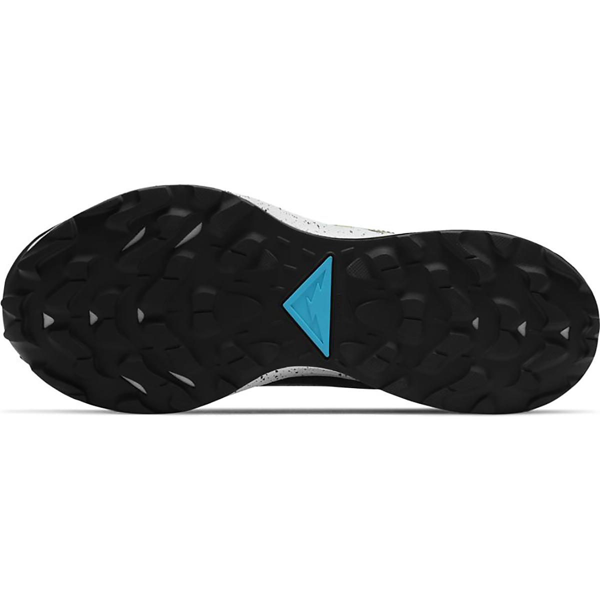 Men's Nike Pegasus Trail 2 Trail Running Shoe - Color: Black/Dark Sulfur-Off Noir-Chile Red - Size: 6 - Width: Regular, Black/Dark Sulfur-Off Noir-Chile Red, large, image 4