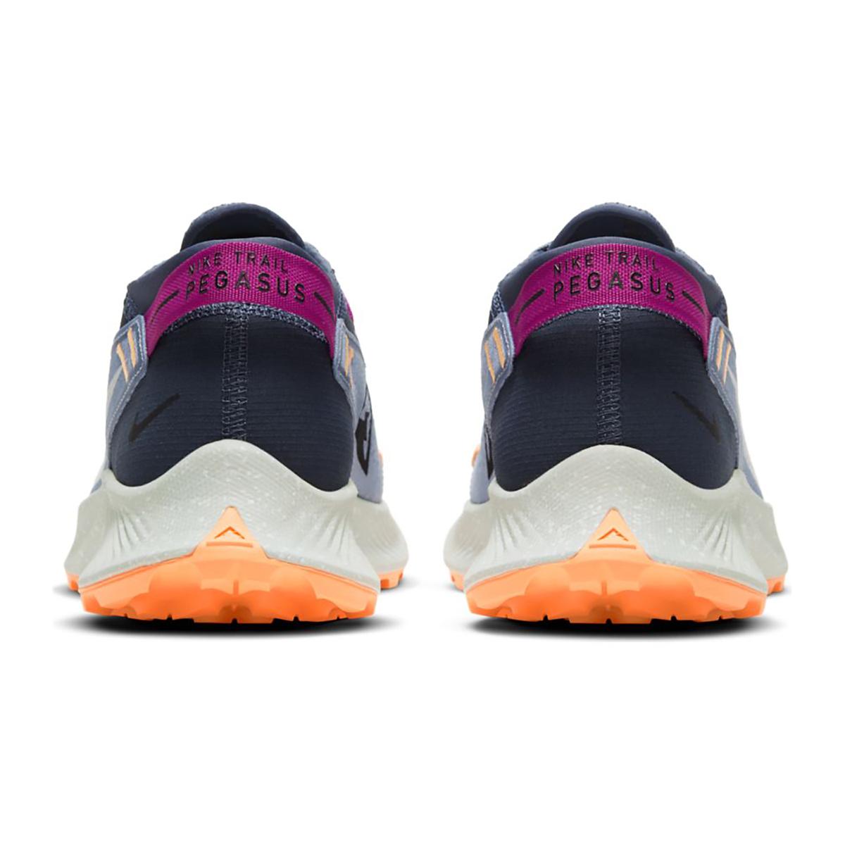 Women's Nike Nike Pegasus Trail 2 Trail Running Shoe - Color: Thunder Blue/Photon Dust/Ashen Slate - Size: 5 - Width: Regular, Thunder Blue/Photon Dust/Ashen Slate, large, image 4