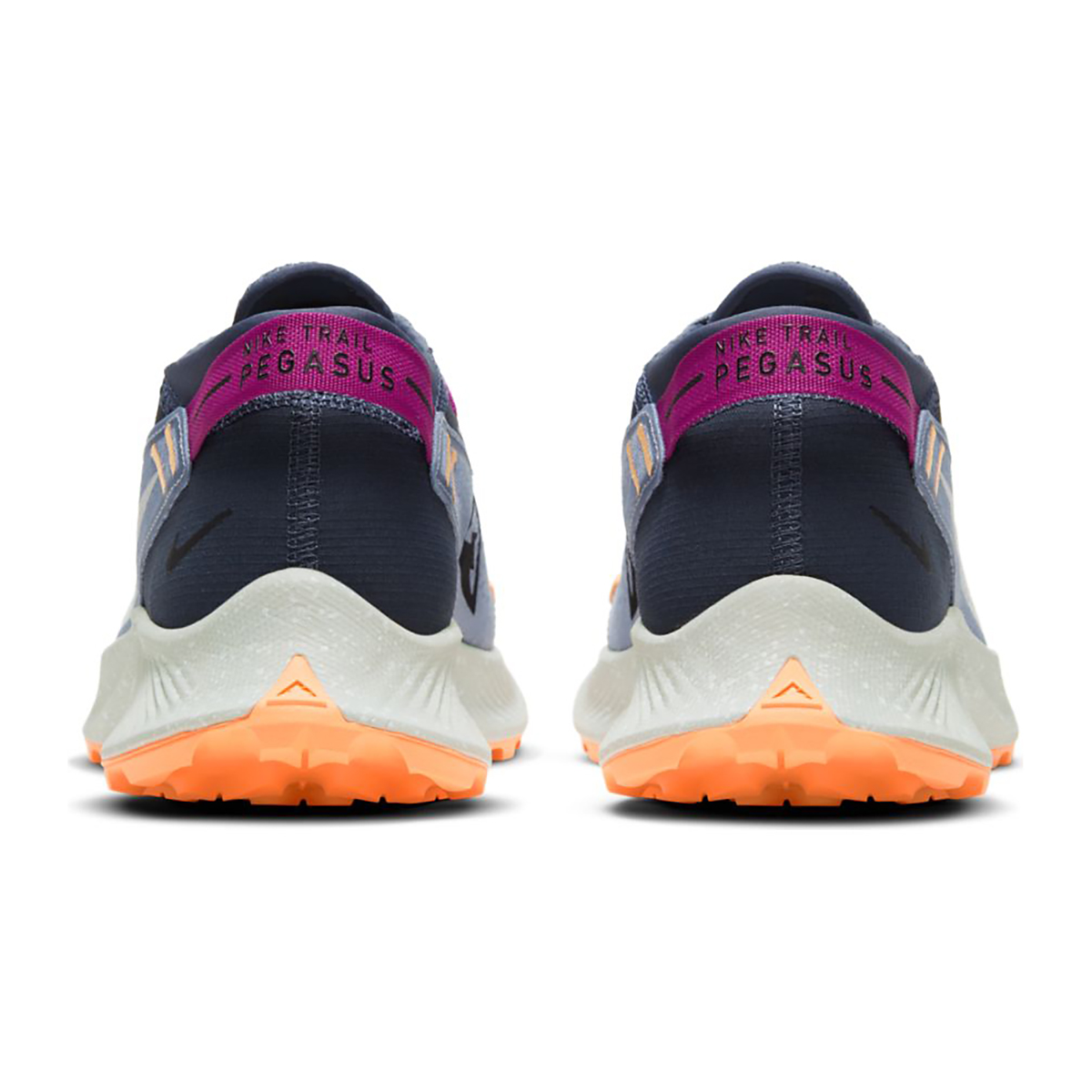 Women's Nike Pegasus Trail 2 Trail Running Shoe - Color: Thunder Blue/Photon Dust/Ashen Slate - Size: 5 - Width: Regular, Thunder Blue/Photon Dust/Ashen Slate, large, image 4