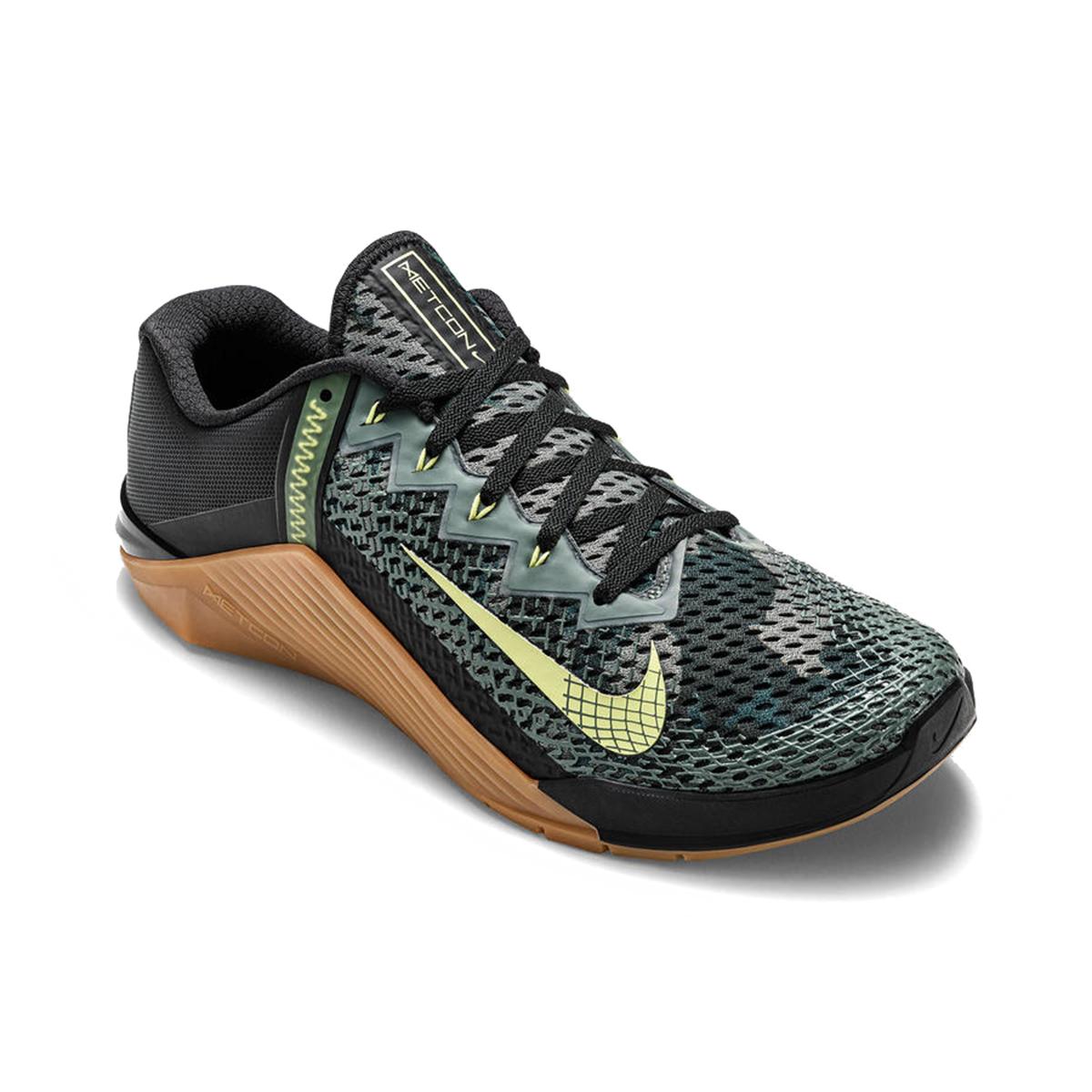 Men's Nike Metcon 6 Training Shoes - Color: Valerian Blue - Size: 3.5 - Width: Regular, Valerian Blue, large, image 1