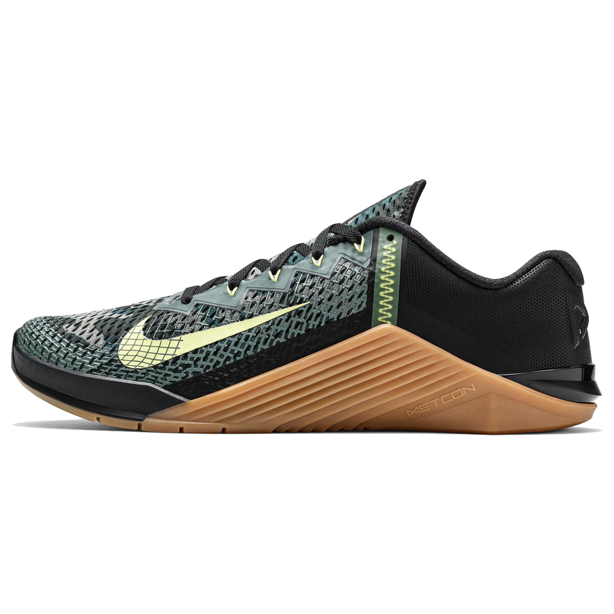 Men's Nike Metcon 6 Training Shoes - Color: Valerian Blue - Size: 3.5 - Width: Regular, Valerian Blue, large, image 2