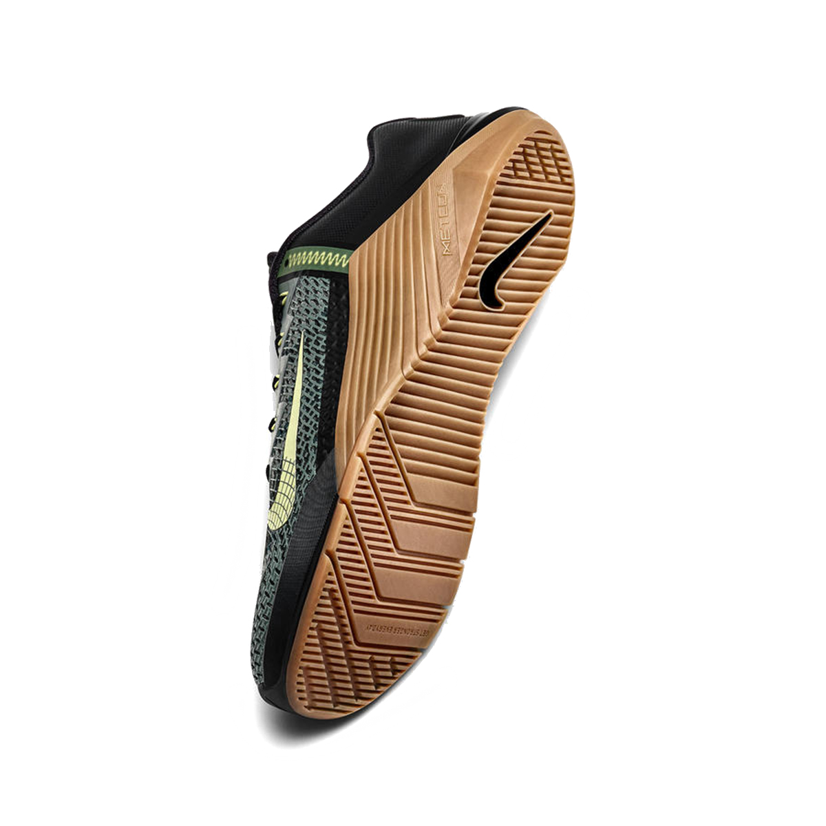 Men's Nike Metcon 6 Training Shoes - Color: Valerian Blue - Size: 3.5 - Width: Regular, Valerian Blue, large, image 3