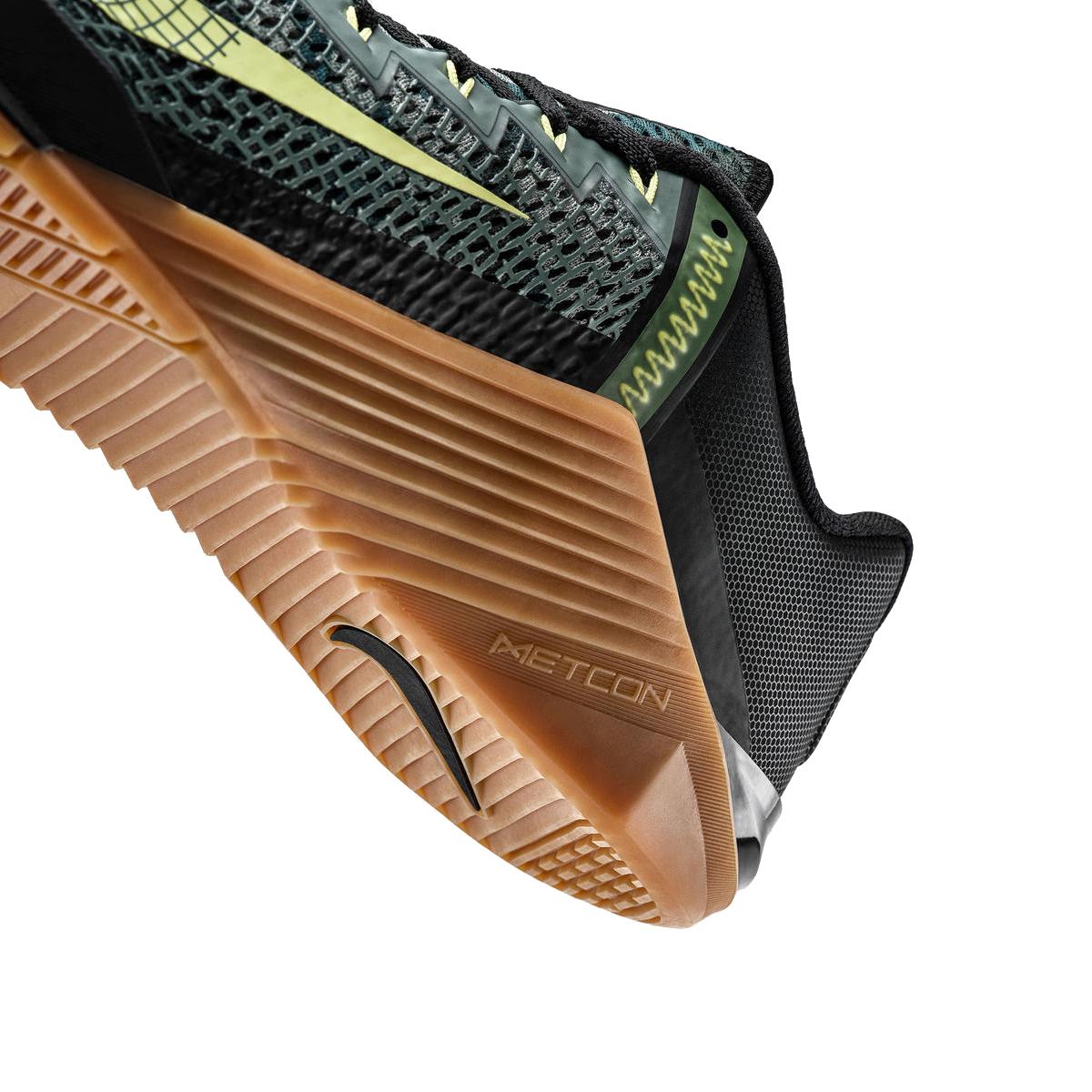 Men's Nike Metcon 6 Training Shoes - Color: Valerian Blue - Size: 3.5 - Width: Regular, Valerian Blue, large, image 4