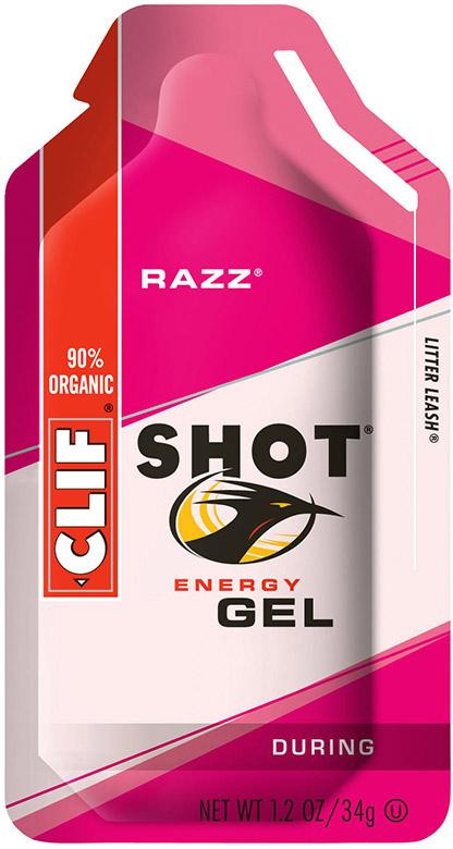 Clif Shot Energy Gel- Box of 24, , large, image 1