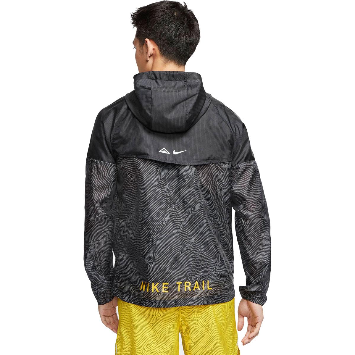 cocinar una comida Víspera de Todos los Santos Adviento  Nike Windrunner Hooded Trail Running Jacket | JackRabbit