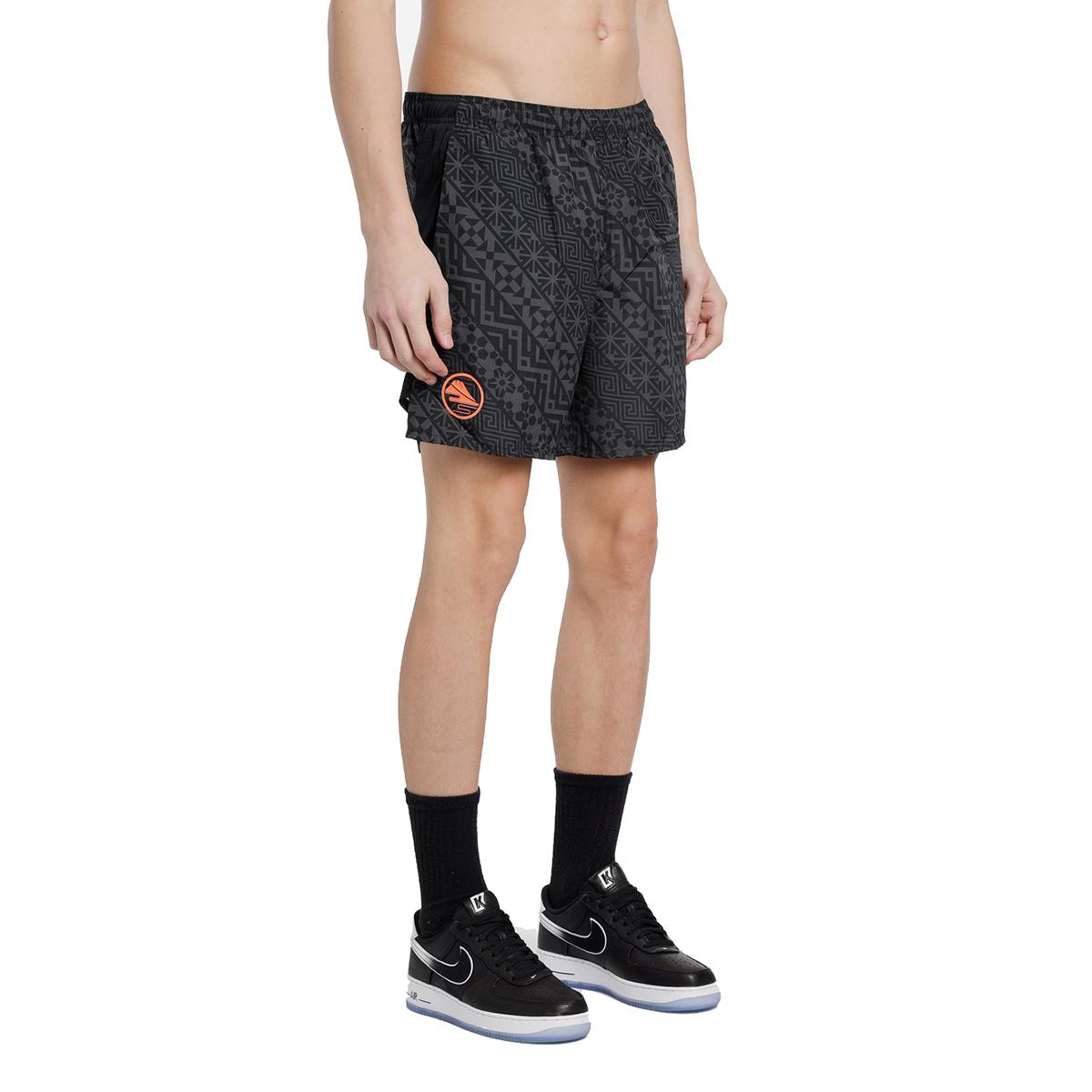 Men's Nike Challenger 7 Inch Short - Color: Black - Size: S, Black, large, image 1