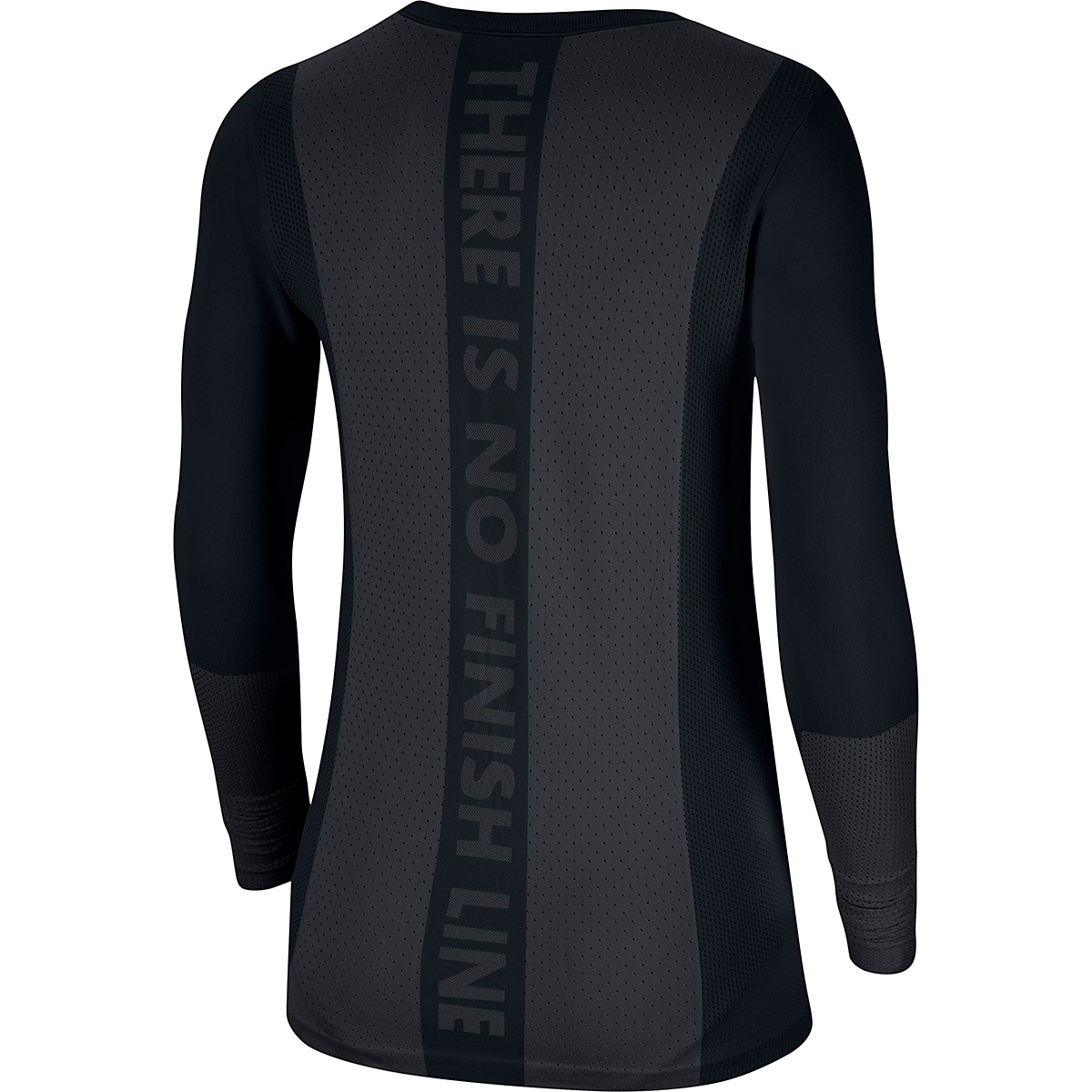 Women's Nike Infinite Running Top Long Sleeve - Color: Black - Size: XS, Black, large, image 4