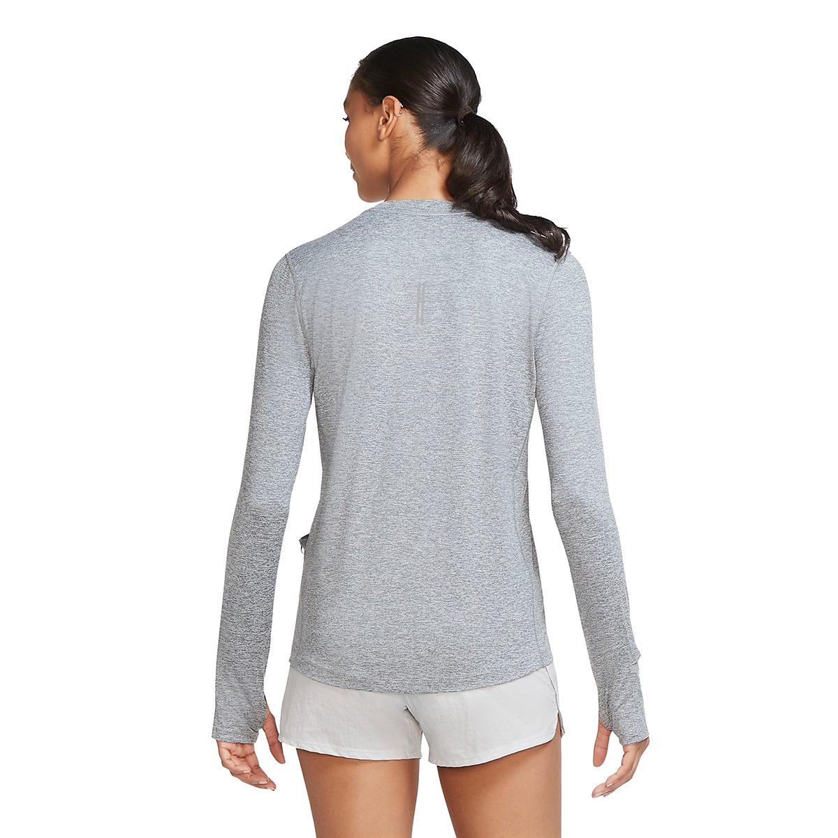 Women's Nike Element Crew Long Sleeve Shirt, , large, image 2
