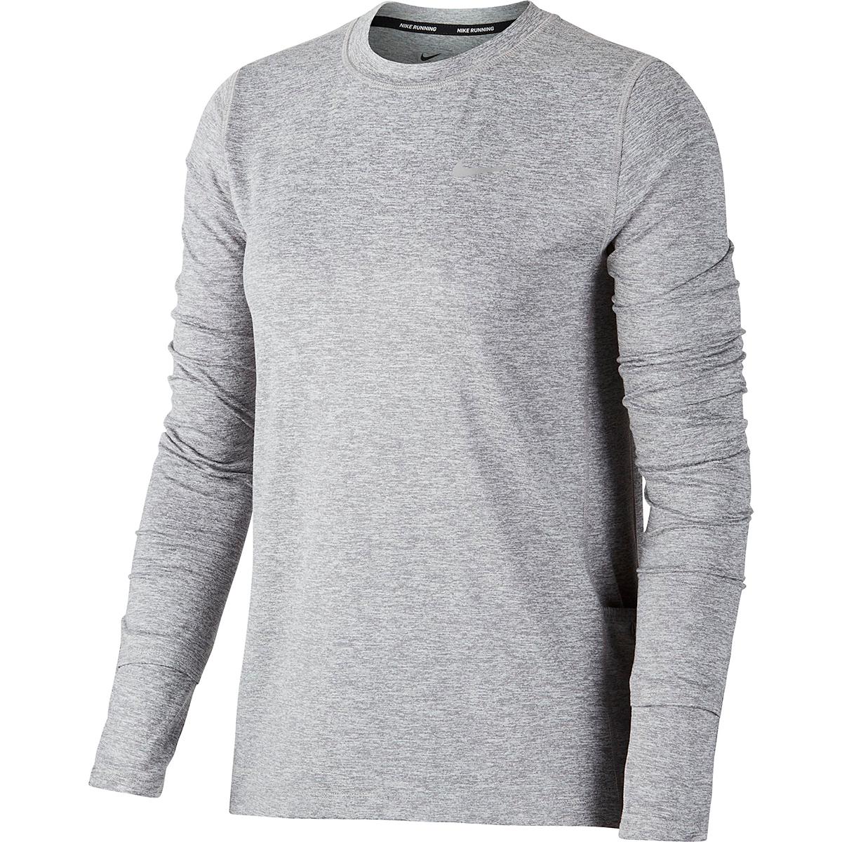 Women's Nike Element Crew Long Sleeve Shirt, , large, image 3