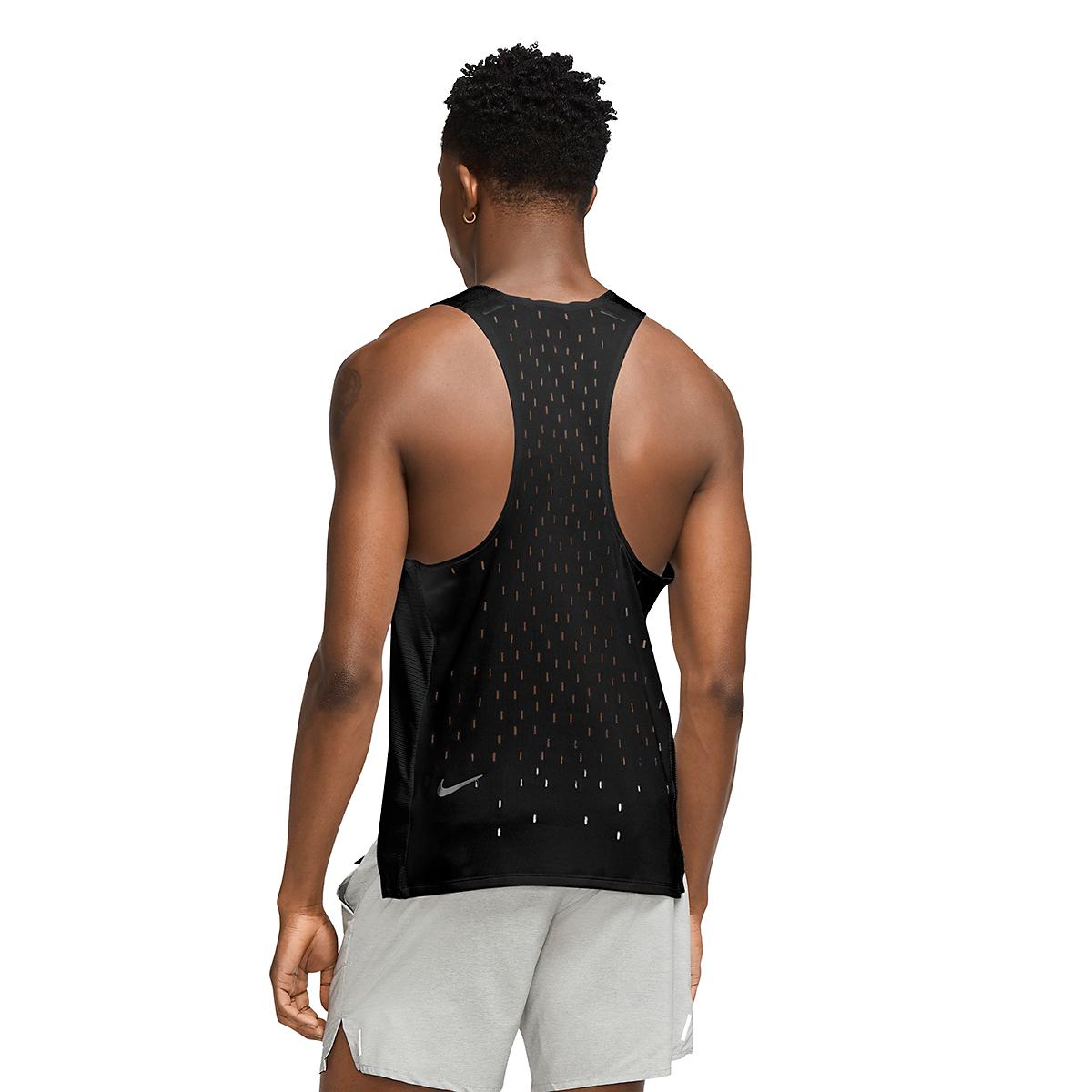 beneficioso Escupir grueso  Men's Nike Run Division Adapt Tank | JackRabbit
