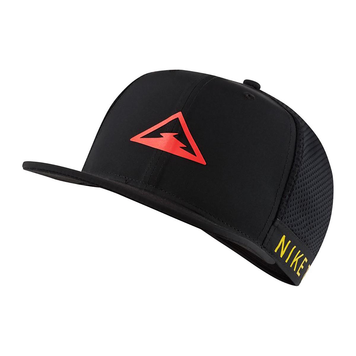Nike Dri-FIT Pro Trail Cap - Color: Black, Black, large, image 1