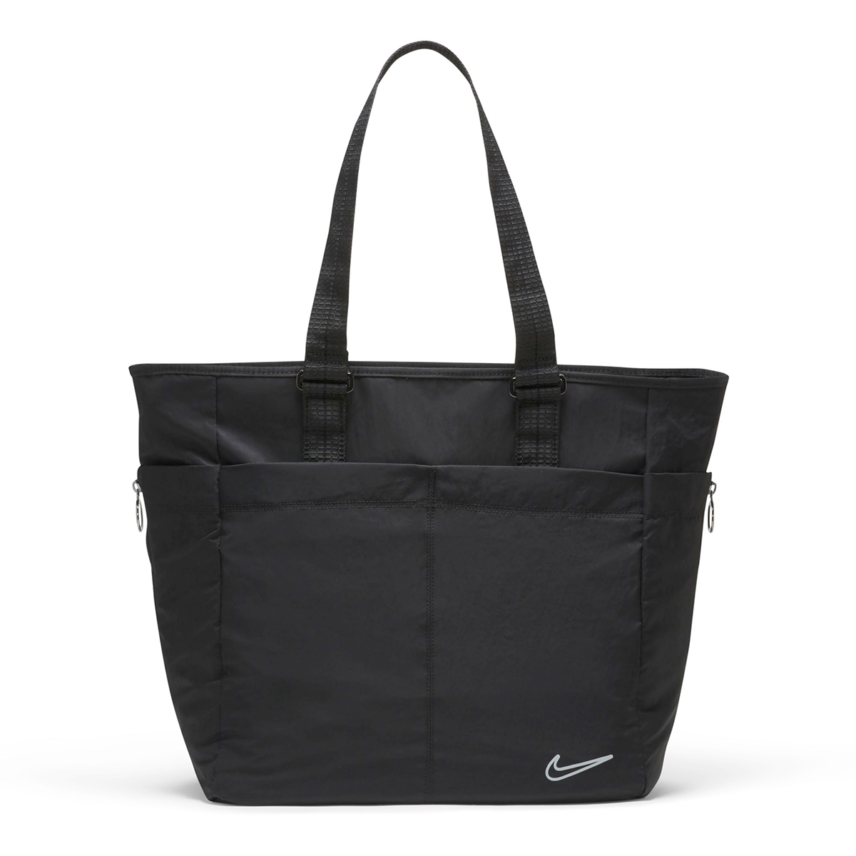 Women's Nike One Luxe Tote Bag - Color: Black, Black, large, image 1