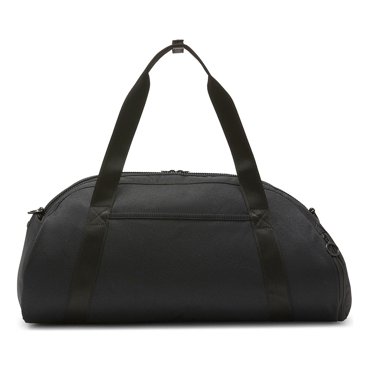 Women's Nike One Club Duffel Bag - Color: Black, Black, large, image 2