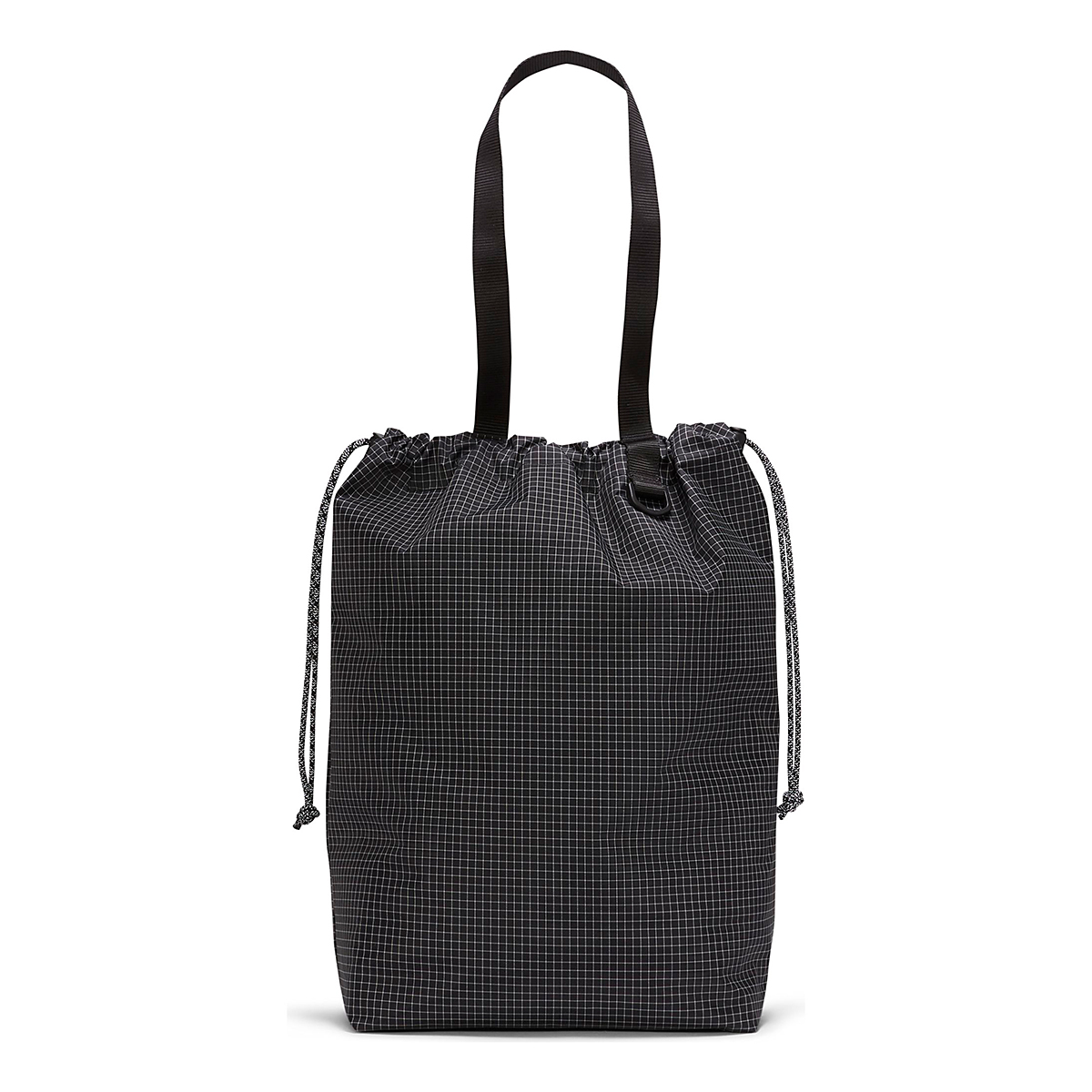 Nike Heritage Tote Bag - Color: Black/White, Black/White, large, image 2