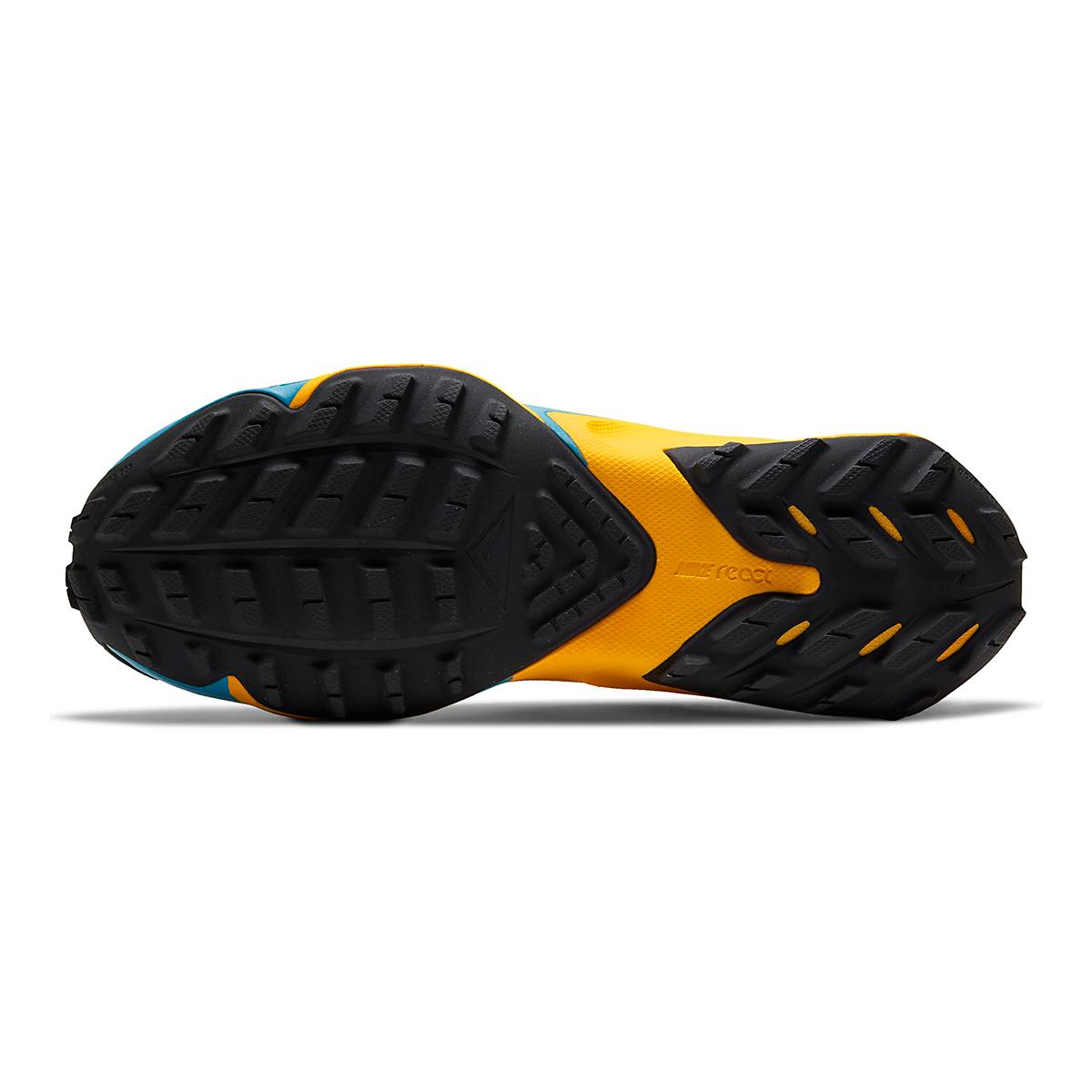 Men's Nike Air Zoom Terra Kiger 7 Trail Running Shoe - Color: Limelight/Off Noir/Laser Blue - Size: 6.5 - Width: Regular, Limelight/Off Noir/Laser Blue, large, image 6