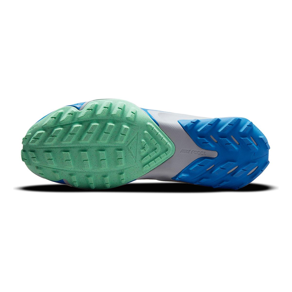 Men's Nike Air Zoom Terra Kiger 7 Trail Running Shoe - Color: Total Orange/Obsidian/Signal Blue - Size: 6 - Width: Regular, Total Orange/Obsidian/Signal Blue, large, image 6