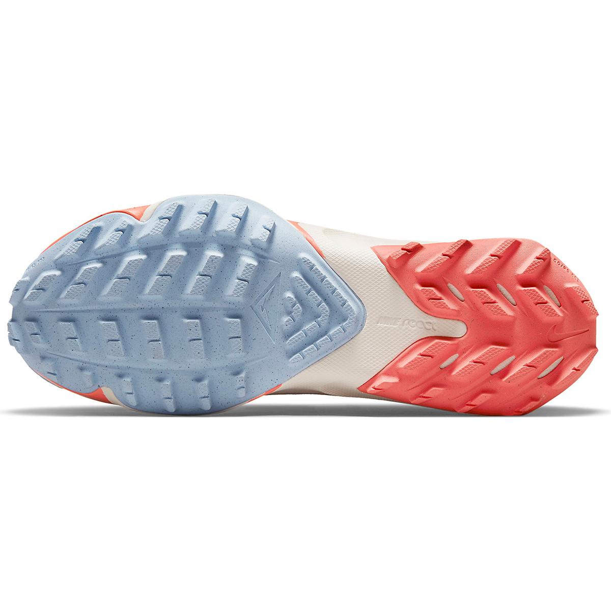 Women's Nike Air Zoom Terra Kiger 7 Trail Running Shoe - Color: Light Soft Pink/Bicoastal/Magic Ember - Size: 5 - Width: Regular, Light Soft Pink/Bicoastal/Magic Ember, large, image 4