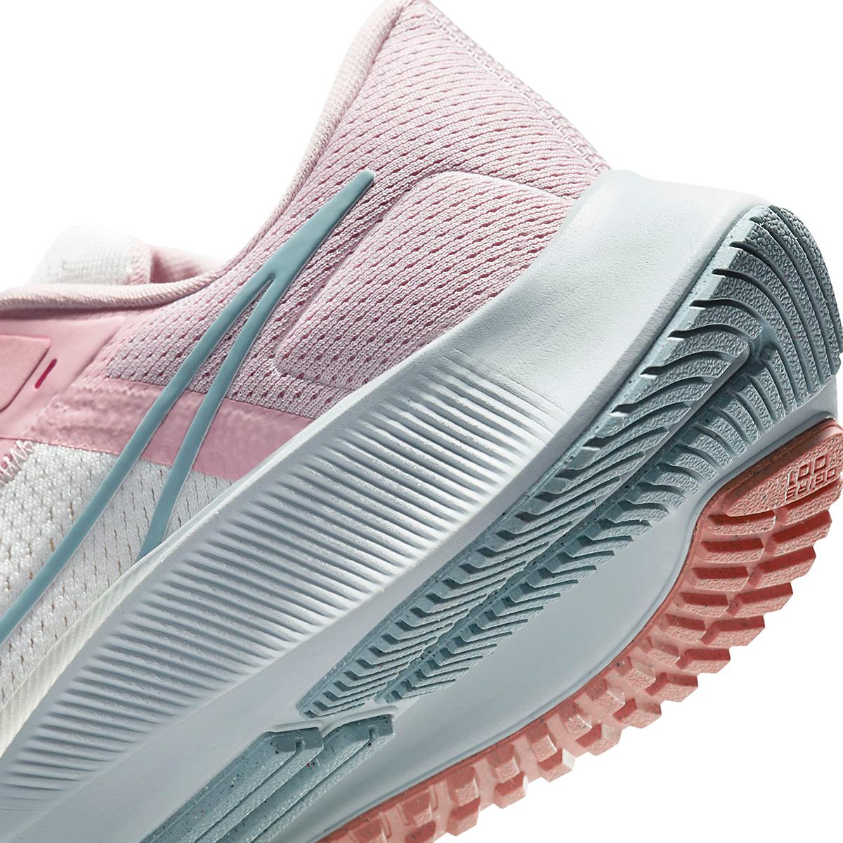 Women's Nike Air Zoom Pegasus 38 Running Shoe - Color: Sail/Ocean Cube/Pink Glaze/Crimson Bliss - Size: 5 - Width: Regular, Sail/Ocean Cube/Pink Glaze/Crimson Bliss, large, image 5