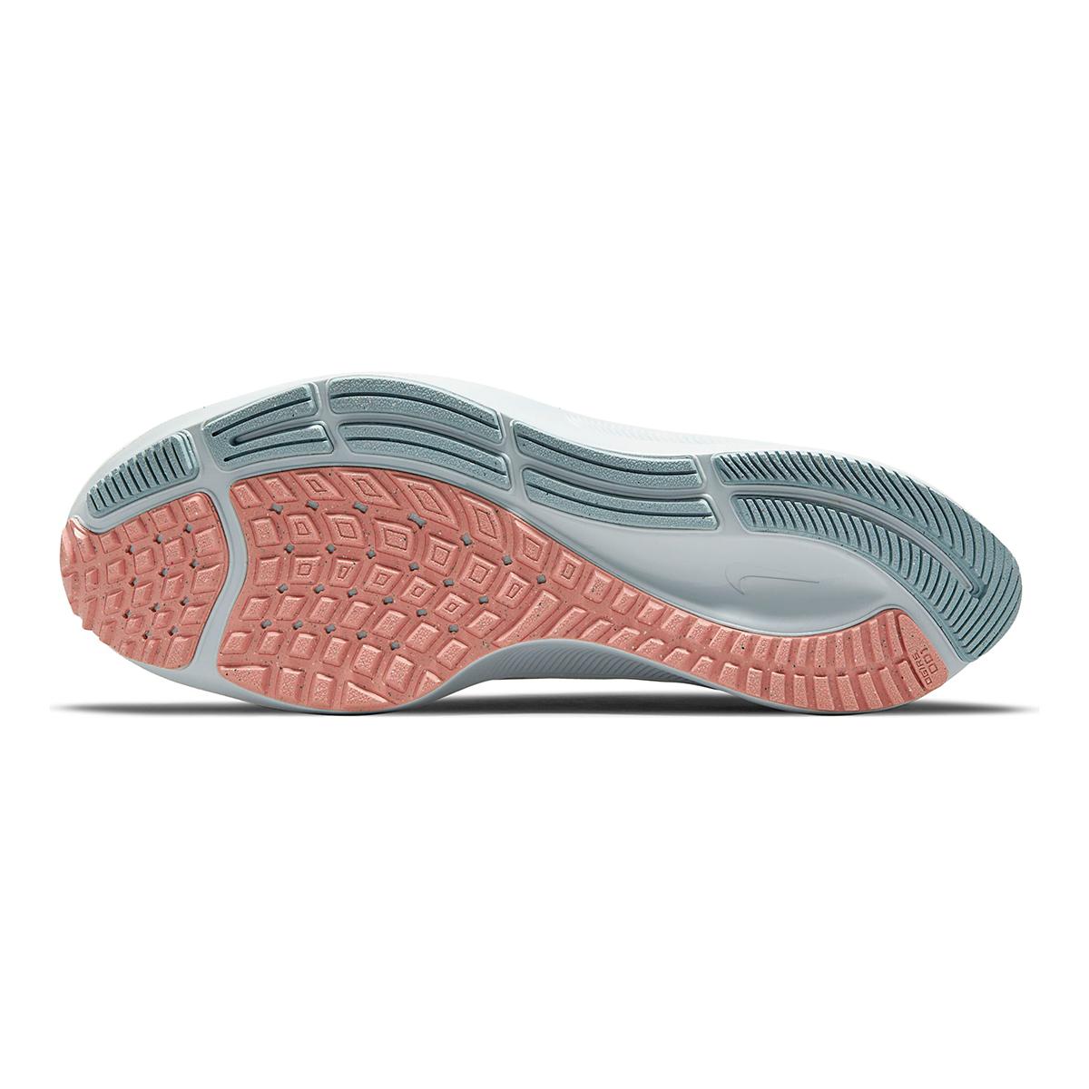 Women's Nike Air Zoom Pegasus 38 Running Shoe - Color: Sail/Ocean Cube/Pink Glaze/Crimson Bliss - Size: 5 - Width: Regular, Sail/Ocean Cube/Pink Glaze/Crimson Bliss, large, image 7