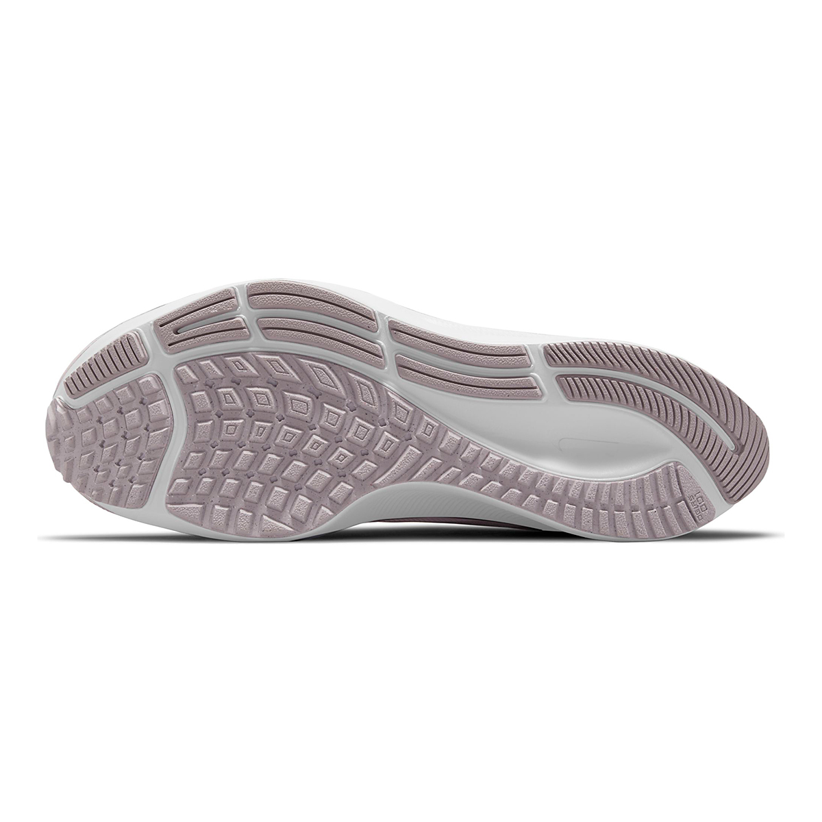 Women's Nike Air Zoom Pegasus 38 Running Shoe - Color: Champagne/White/Arctic Pink - Size: 5 - Width: Regular, Champagne/White/Arctic Pink, large, image 7