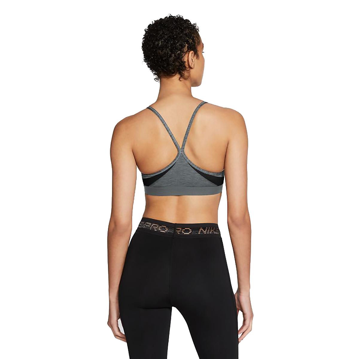 Women's Nike Dri-FIT Indy Light-Support Padded U-Neck Sports Bra, , large, image 2