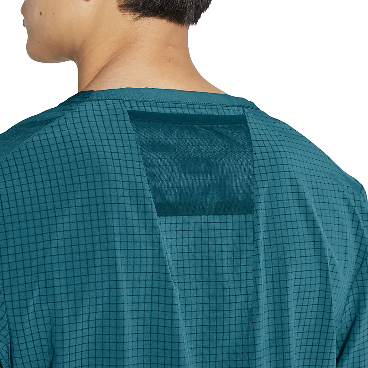 Men's Nike Dri-FIT Rise 365 Short-Sleeve Trail Running Top, , large, image 3