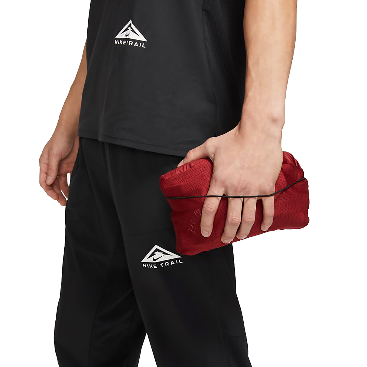 Men's Nike Windrunner Trail Running Jacket, , large, image 4