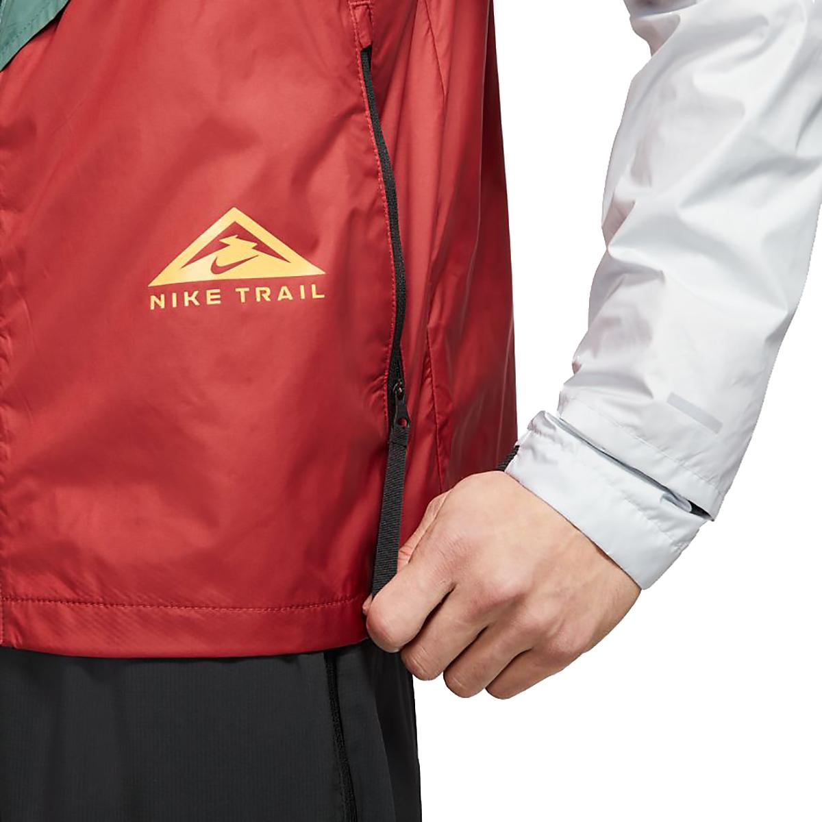 Men's Nike Windrunner Trail Running Jacket, , large, image 5
