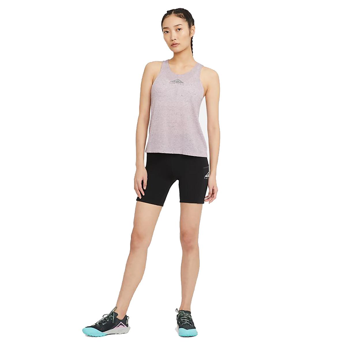 Women's Nike City Sleek Trail Running Tank, , large, image 3