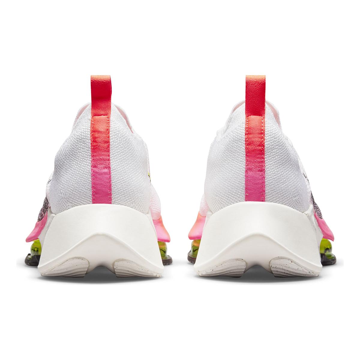 Men's Nike Air Zoom Tempo Next% Flyknit Running Shoe - Color: Rawdacious - Size: 6 - Width: Regular, Rawdacious, large, image 6