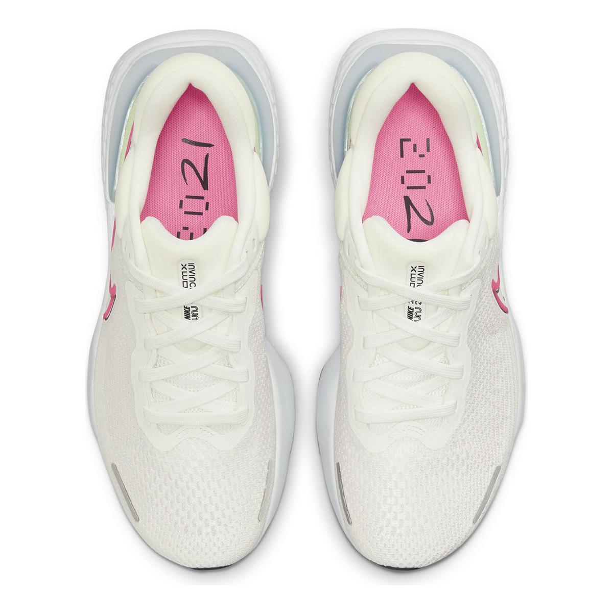 Men's Nike ZoomX Invincible Run Flyknit Running Shoe - Color: Rawdacious - Size: 6 - Width: Regular, Rawdacious, large, image 5