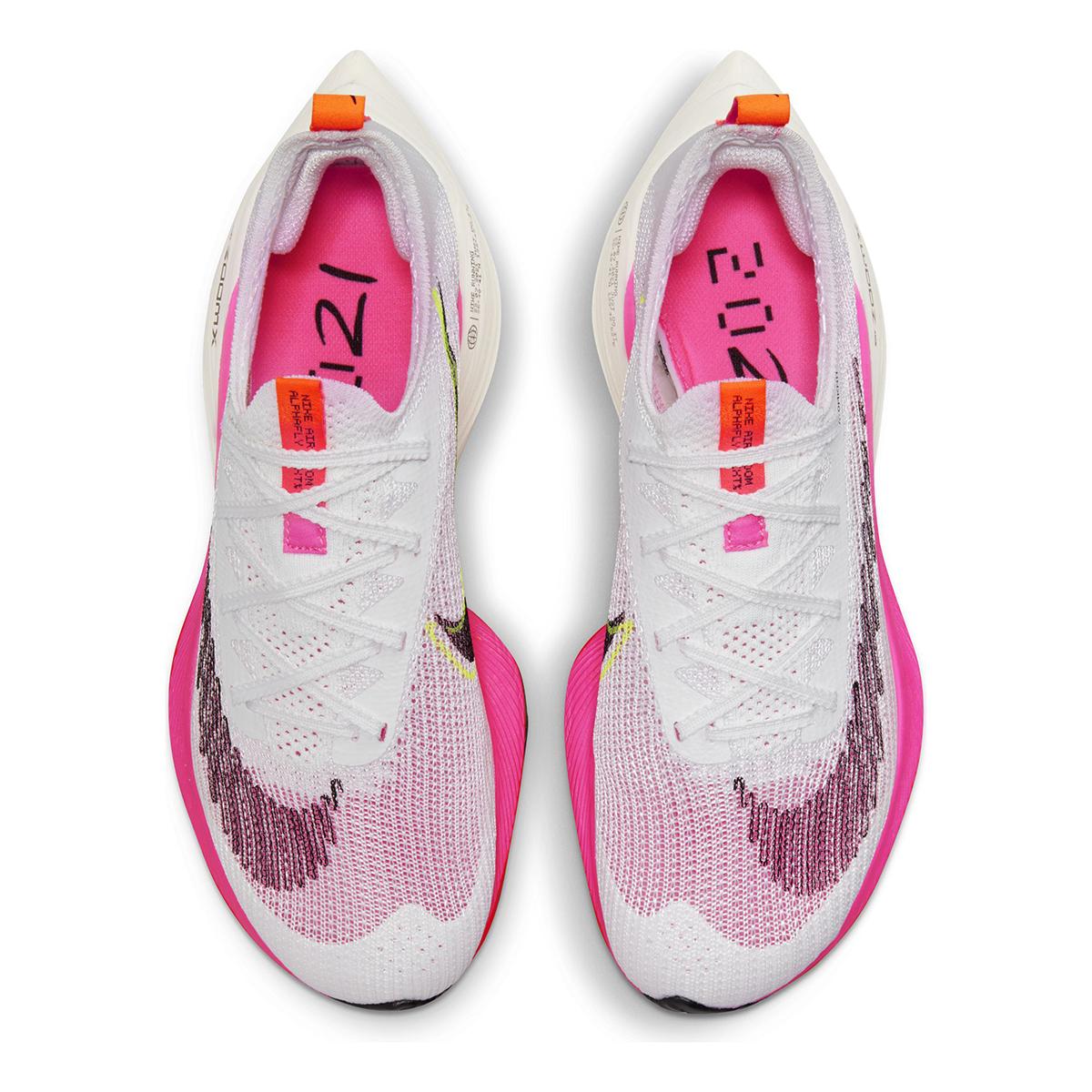 Women's Nike Air Zoom Alphafly Next% Flyknit Running Shoe