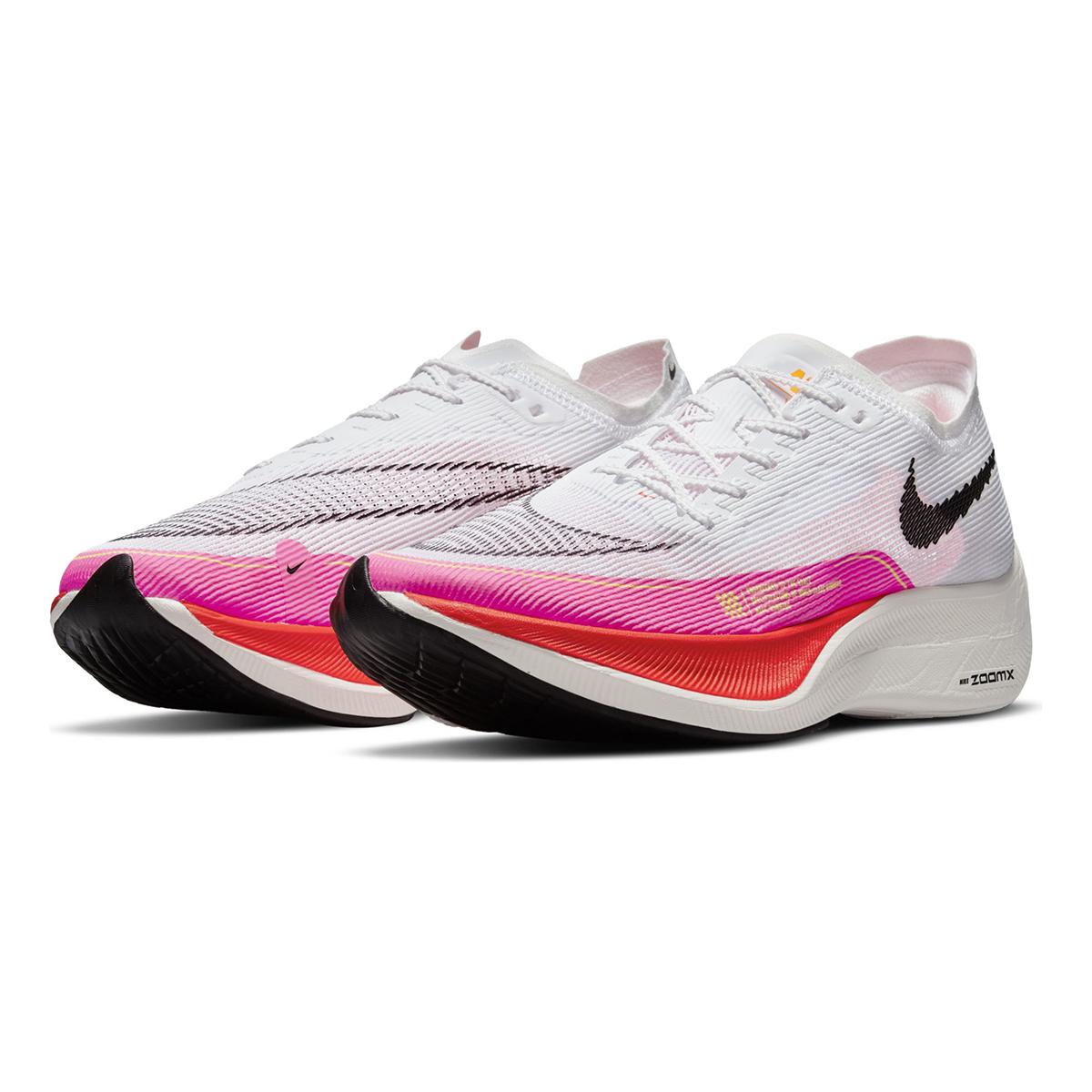 Men's Nike ZoomX Vaporfly Next% 2 Running Shoe - Color: Rawdacious - Size: 6 - Width: Regular, Rawdacious, large, image 4