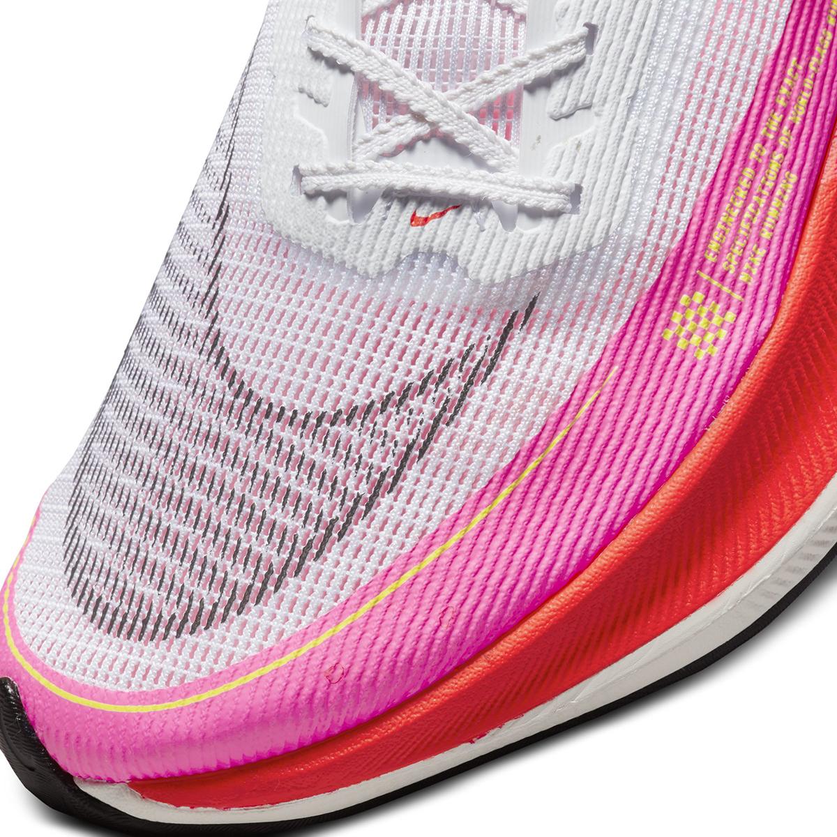 Men's Nike ZoomX Vaporfly Next% 2 Running Shoe - Color: Rawdacious - Size: 6 - Width: Regular, Rawdacious, large, image 7