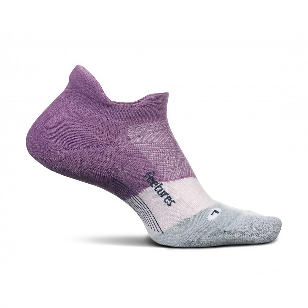 Feetures Elite Max Cushion No Show Sock - Color: Purple Nitro - Size: S, Purple Nitro, large, image 1