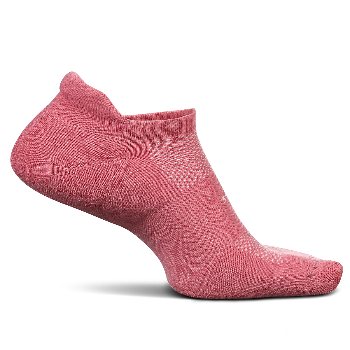 Feetures High Performance Cushion No Show Tab Socks, , large, image 1