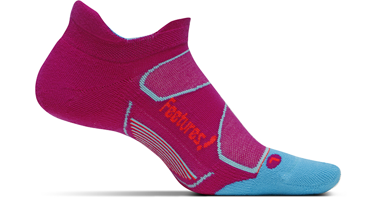 Feetures Elite Max Cushion No Show Tab Socks, , large, image 2